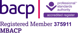 BACP British Association of Counselling and Psychotherapy Logo